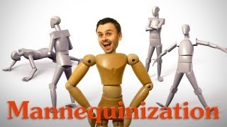 Mannequinization - Structure of the Human Body