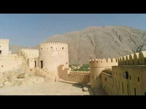 Nakhal Fort, Hot spring & Fish spa Oman