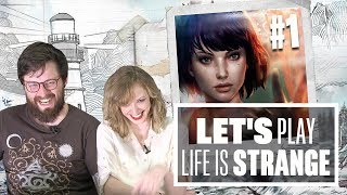 Let's Play Life is Strange Episode 1: Chrysalis