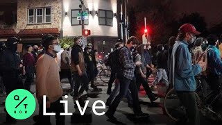 LIVE: Philadelphia Protesters March After Fatal Police Shooting of Walter Wallace