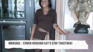 Let's Stay Together (Reggae cover) - Nicole Williams