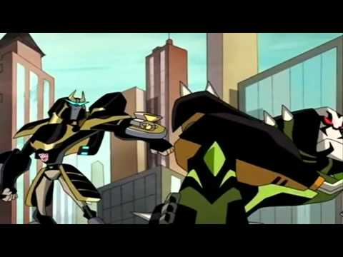 transformers animated lockdown x prowl amv aint that