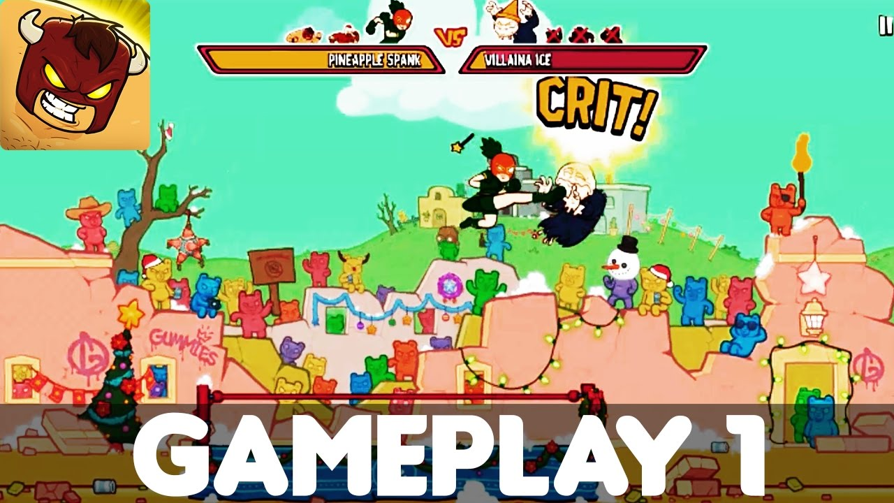 BURRITO BISON: LAUNCHA LIBRE ANDROID GAMEPLAY (FINAL BOSS 1) #1 BY KONGREGATE - YouTube