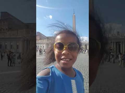 Vatican City - My summer vacation 2017