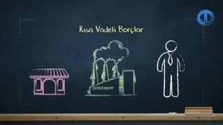 GENEL MUHASEBE I - Ünite 2 Konu Anlatımı 2