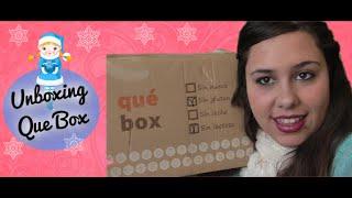 ♣ ♣ Unboxing Que Box  ♣ ♣ Una Cajita sin Gluten y sin Lactosa. || Sincelis