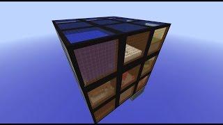 Minecraft Küp Survival - 1.8.9 Harita İndir