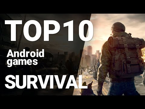 Top 10 Survival Games For Android 2020
