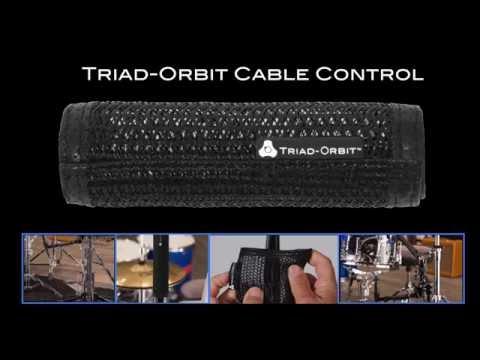 Triad-Orbit Cable Control