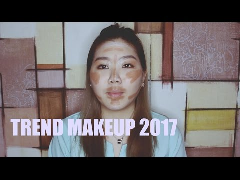Opposite Contour Challenge || Trend Makeup 2017? || COMPETITION & GIVEAWAY