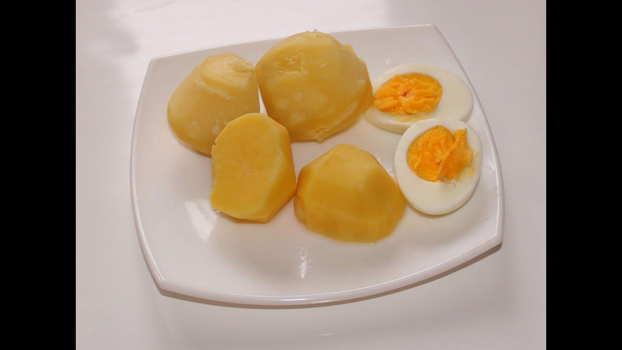 на какой программе варить картошку в мультиварке
