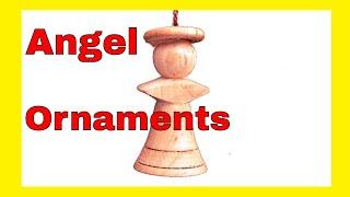 Angel Ornaments 2019