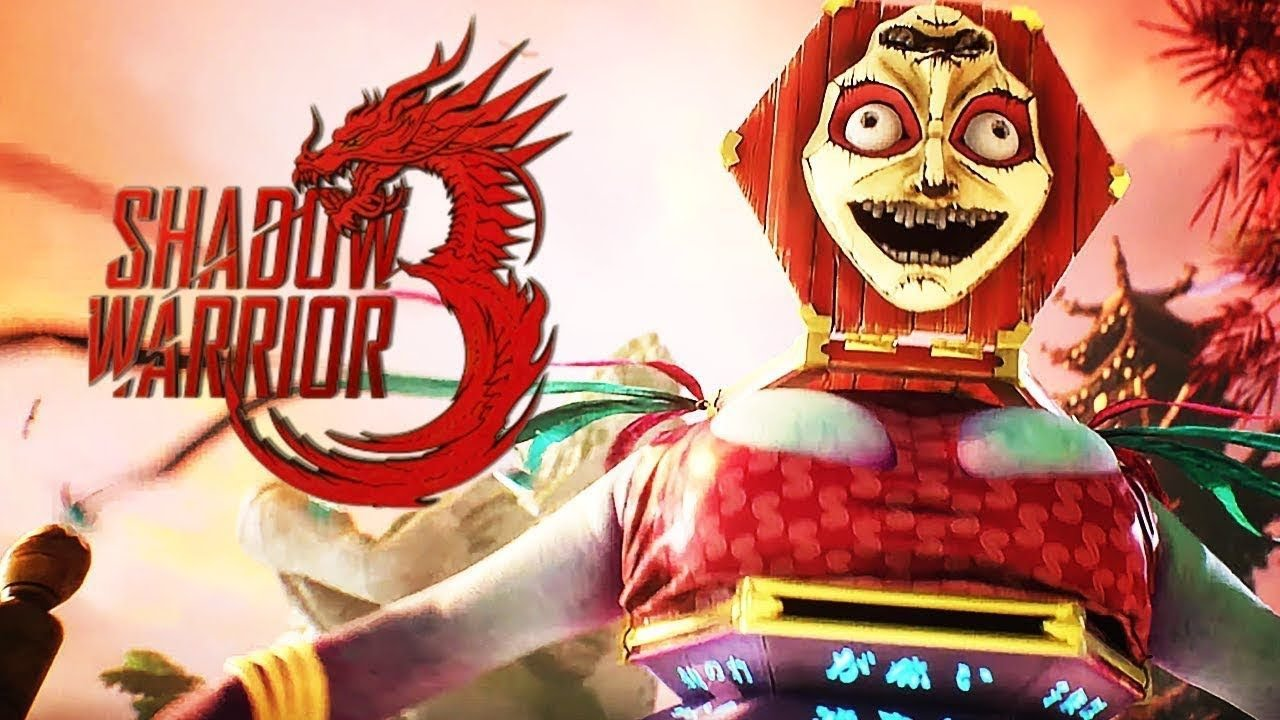 Download Shadow Warrior 3 - Official Gameplay Trailer | Gaming Videos