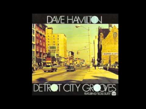 Dave Hamilton - Take It In Stride