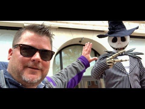 Halloween Night Salem MA 2018- D Tours #122 10/31/18