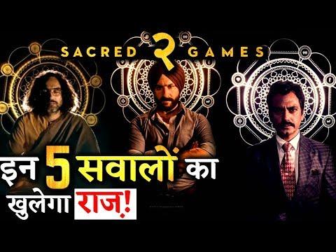 5 SECRETS To Unveil In Saif Ali Khan And Nawazuddin Siddiqui's Sacred Games 2 Mp3