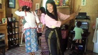 Mansaka Tribe's Dance W/ Kudlong