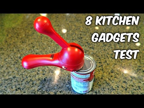 Download Youtube: 8 Kitchen Gadgets put to the Test - part 12