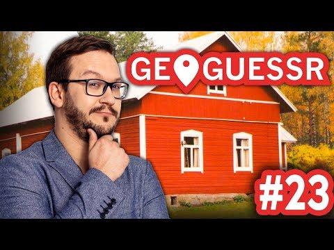 Geoguessr #23 - Czerwone Domki...