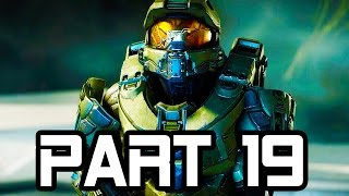 Halo 5 Gameplay Walkthrough Part 19 - GENESIS - Mission 13!! (Halo 5 Guardians Gameplay)