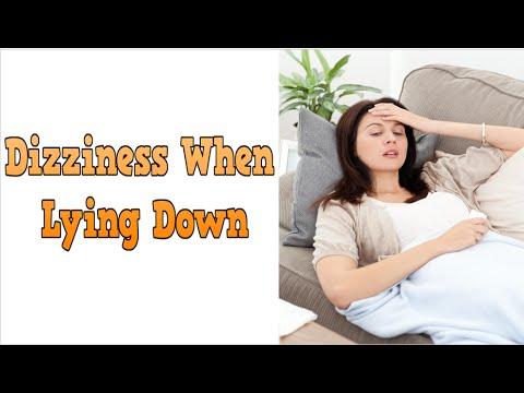 Dizziness When Lying Down, Dizziness When Moving Head, Dizziness Bending Over, Dizziness Lying Down