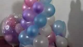How to Make a Balloon Column