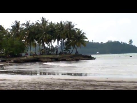 INDONESIA TRAVEL AND TOURISM - WEST SUMATRA - PADANG BEACH - INDONESIA