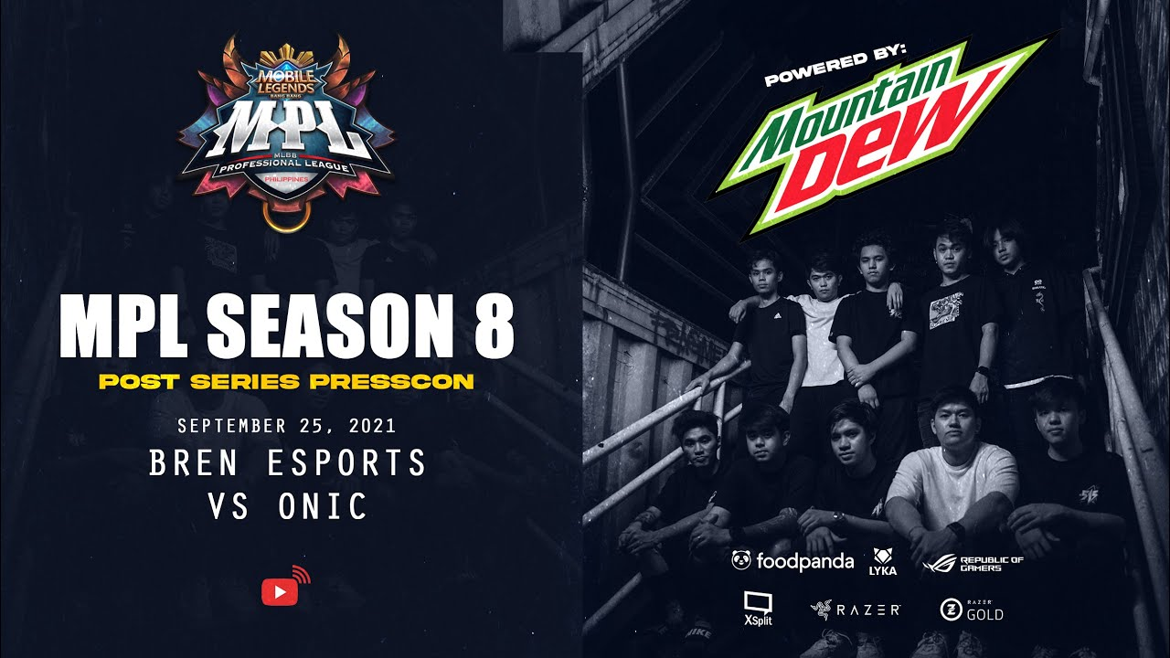 Download MPL PH S8 Post-match Press Conference: BE vs. ONIC Ph