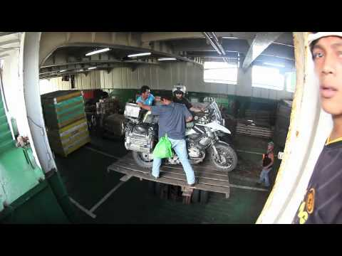 De Sandakan a Zamboanga