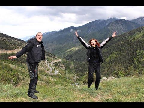 Andorra la vella и окрестности. Мото турне по Европе