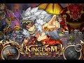 Kingdom wars Level 4 Battle 65/75 - Android Gameplay