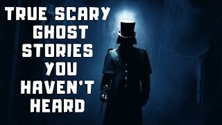 4 Scary True Ghost Stories (Paralysis, Demon Possession, Poltergeist)