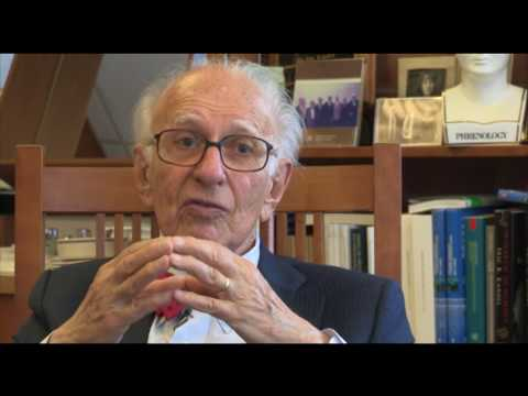 Eric Kandel - Being surrounded by beauty (74/80)