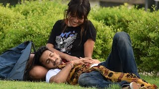 Sleeping On Girls Prank | by Vinay Thakur
