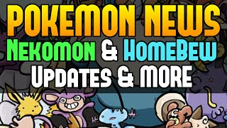 Cakedit News - Nekomon & Homebrew Updates, Give-a-ways & More!