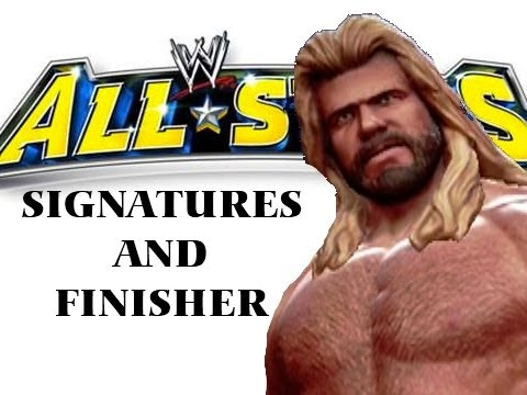 Michael PS Hayes - Entrance, Signatures and Finisher - All Stars DLC