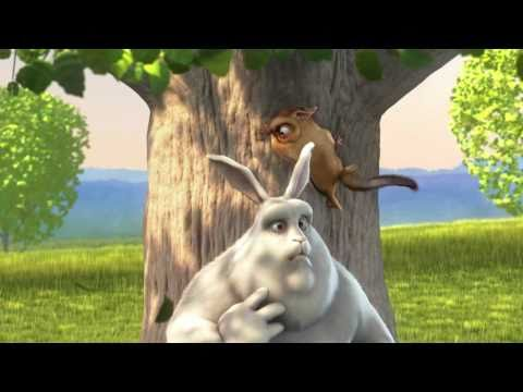 [Animations / 3D / FLASH] Big Buck Bunny (2010)