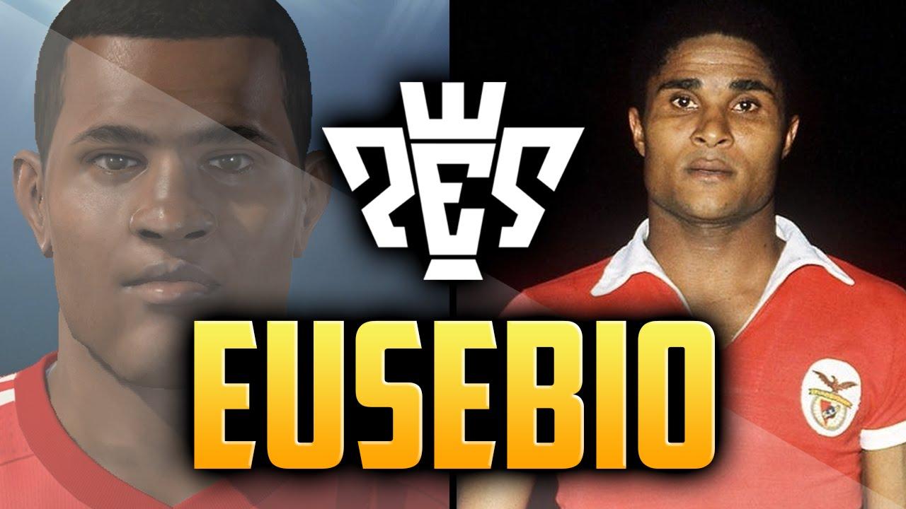 PES 2015 EUSEBIO FACE