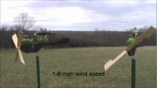 Whirligig Propeller Comparison Test.wmv