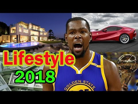 kevin-durant's-lifestyle-2018-!!!