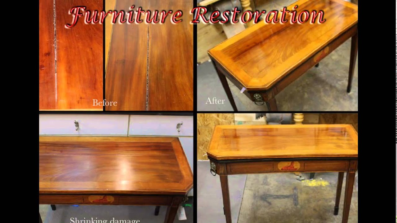 wood doctor leather furniture services repair and woodrepair