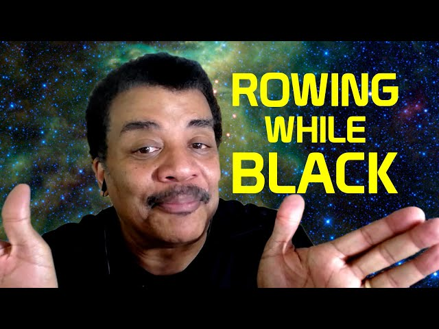 Neil deGrasse Tyson Hits the Water with Arshay Cooper