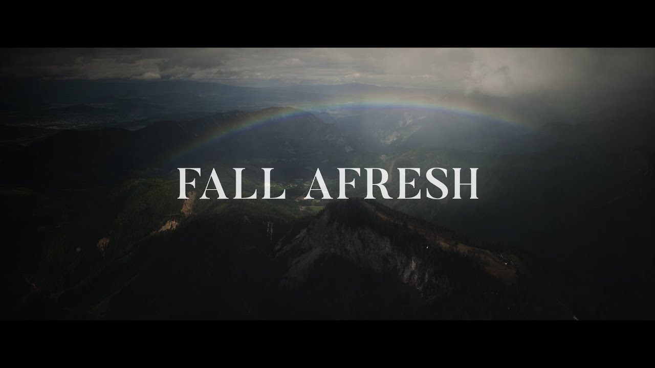 Fall Afresh  ~ Jeremy Riddle (Lyrics)
