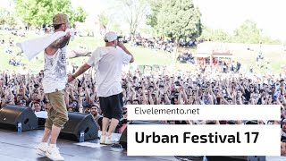 SFDK | FOYONE | SHOTTA | EL LANGUI | ELIO TOFFANA | ZARMAN - URBAN FESTIVAL 2017