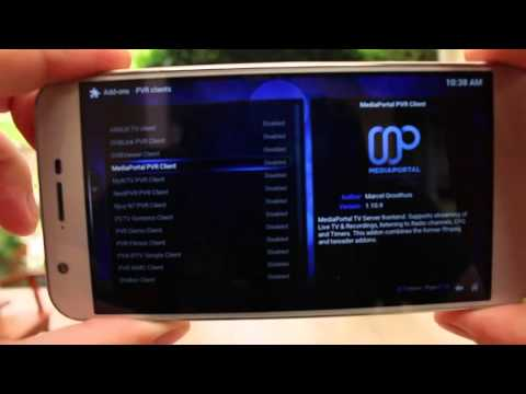 Watch Free-to-Air TV on your Smartphone with U4 Quad Hybrid STB, Kodi and Tvheadend