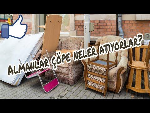 ALMANYADA ÇÖPE ATILANLAR... ALMANYADA YAŞAM  Macarca alt yazı.. MAGYAR FELIRATTAL!!!