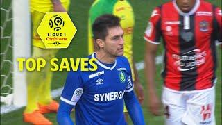 Best saves : Week 26 / Ligue 1 Conforama 2017-18