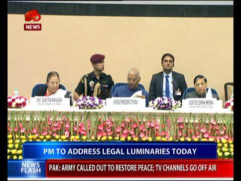 PM to address Law conference today