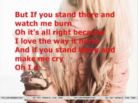 The Pretty Reckless - Love The Way You Lie (Lyrics)