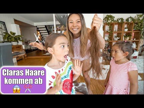 Claras Haare kommen ab 🙈 Probleme beim Haus Umbau! Porridge machen | Mama VLOG | Mamiseelen